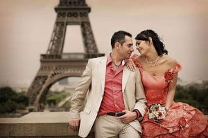 Любовь Париж